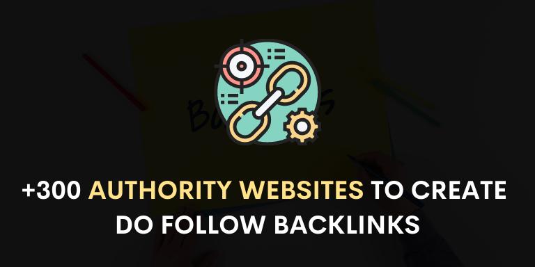 Do Follow Links Sites