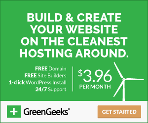 GreenGeeks offer