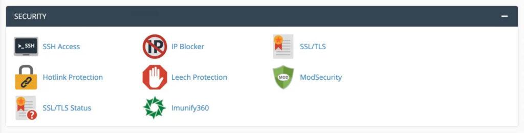 HostArmada-Security-Features